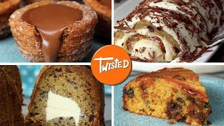 Download 9 Banana Recipes You'll Go Bananas For | Twisted Video