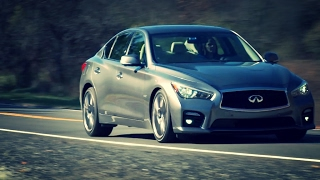 Download Infiniti Q50 Red Sport 400 2016 Review Video