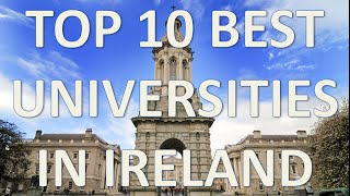 Download Top 10 Best Universities In Ireland/Top 10 Universidades De Irlanda Video