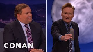 Download Andy Richter Breaks The CONAN Couch - CONAN on TBS Video