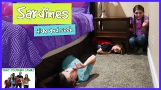 Download SARDiNES Hide And Seek In Mysterious House / That YouTub3 Family I Family Channel Video