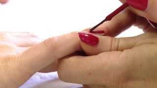 Download How To Give A Basic Salon Perfect Manicure - Step by Step Guide - DIY Video