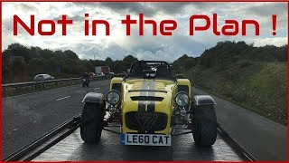 Download Idiots Drive Caterham 620R to Wales...AND BREAK IT !!!!! Video