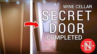 Download The Secret Door is Finally COMPLETE! || DIY Video