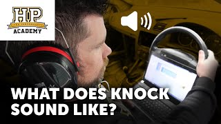 Download Knock / Pinging / Detonation | What does it sound like? [FREE LESSON] Video