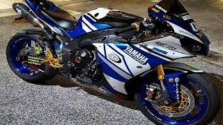 Download Ultimate Exhaust Sound Yamaha R1: Akrapovic, Arrow, M4, Two Brothers, Toce, SC Project, Yoshimura Video