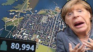 Download Enslaving 80,000 Germans To Do My evil Bidding - Cities Skylines Video