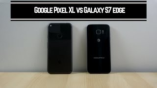 Download Google PIXEL XL vs Galaxy S7 Edge - Camera Battle!!! Video