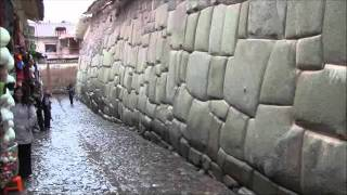 Download Cuzco Peru: Clear Evidence Of The Great Builders Before The Inca Video