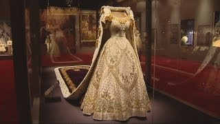 Download Buckingham Palace exhibition celebrates Queen Elizabeth's Coronation to mark the 60th anniversary Video