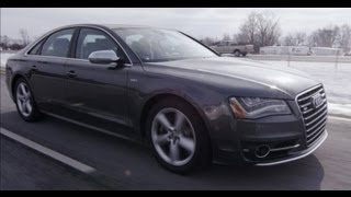 Download 2013 Audi S8 - Review - CAR and DRIVER Video