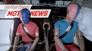 Download IIHS Looks at Back Seat Passenger Safety | Motor News Video