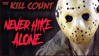 Download Never Hike Alone (2017) KILL COUNT Video