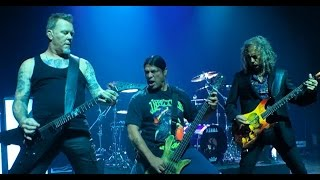 Download METALLICA - Moth Into Flame New Song Live at Webster Hall, NYC September 27, 2016 Video