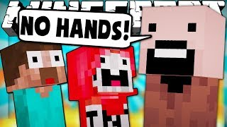Download If Players Had No Hands - Minecraft Video