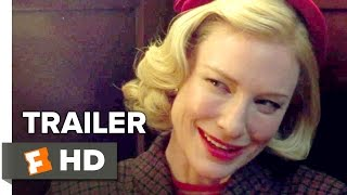 Download Carol Official US Trailer #1 (2015) - Rooney Mara, Cate Blanchett Romance Movie HD Video