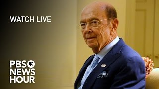 Download WATCH LIVE: Wilbur Ross's confirmation hearing Video