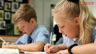 Download Year 4 Singapore Maths Model Lesson: Measuring Area | Maths — No Problem! Video