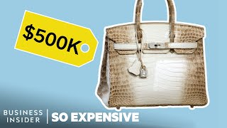 Download Why Birkin Bags Are So Expensive | So Expensive Video