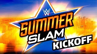 Download SummerSlam Kickoff: August 19, 2018 Video