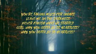 Download Diplo - Heartless Lyrics (ft. Morgan Wallen) Video
