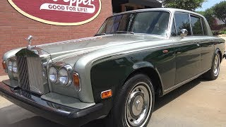 Download 1976 Rolls Royce Silver Shadow Video