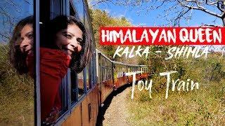 Download Toy Train To Shimla, Himalayan Queen 1st class Kalka-Shimla Full Journey Video