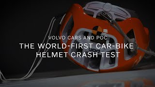 Download Volvo Cars and POC - the world-first car-bike helmet crash test Video