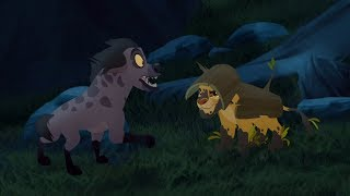 Download Lion Guard: The Guard's Camouflage | Undercover Kinyonga HD Clip Video
