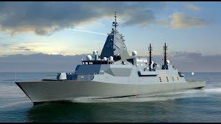Download BAE Systems Global Combat Ship - Australia (GCS-A) Video