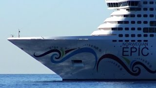 Download NORWEGIAN EPIC - ELABORATE TOUR WITH BUFFET AND CABINS - ENGLISH Video