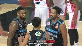 Download New Zealand Breakers vs. Perth Wildcats - Game Highlights Video