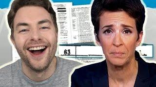 Download Rachel Maddow's Epic Trump Tax FAIL! Video