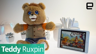 Download Teddy Ruxpin : First Look Video