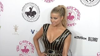 Download Carmen Electra ″Carousel of Hope Gala 2016″ Red Carpet Video