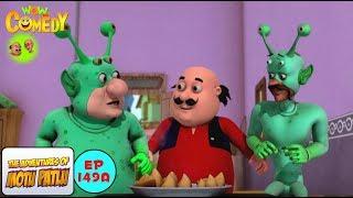 Download Alien Calling Machine - Motu Patlu in Hindi - 3D Animated cartoon series for kids - As on Nick Video
