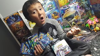 Download Custom FANMADE BOOSTER PACKS!! EPIC CARDS & GIVEAWAY! FREE BOOSTER BOX! POKEMON Friday Freeday #26!! Video
