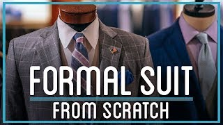 Download How to Make a Formal Suit from Hemp, Cotton, Alpaca, Silk, & Wool | HTME: Remix Video