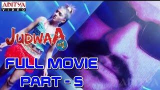 Download Judwa No1 Hindi Movie Part 5/11 Jr.NTR, Nayanatara, Sheela Video