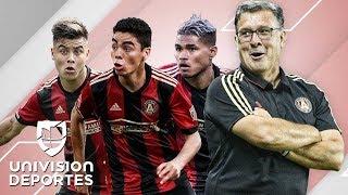 Download Gerado 'Tata' Martino - Atlanta United | MLS Video