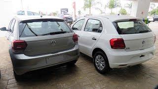Download VW Polo 2018 x VW Gol: comparativo de design interno e externo - car.blog.br Video