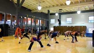 Download Cardio Combat Fitness SF Advanced 01 (Paul Hoyos) Video