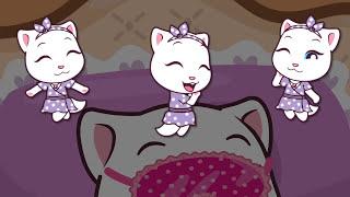 Download Talking Tom and Friends Minis - Episodes 1-4 Binge Compilation Video