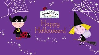 Download Ben and Holly's Little Kingdom- Spooky Halloween! (compilation) Video