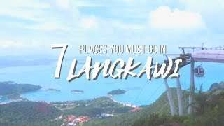 Download 7 Things to do in LANGKAWI Video