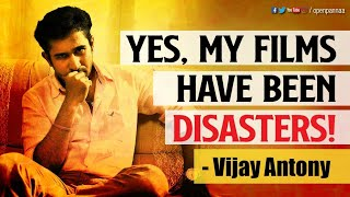 Download Yes, My Films have been Disasters | In Conversation with Vijay Antony | Open Pannaa Video