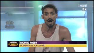 Download 'El Pollito pío' en su mejor versión por Luciano Rosso Video