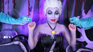 Download Disney's URSULA Makeup Tutorial Video