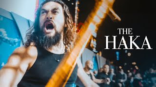 Download HAKA | Aquaman Premiere | Jason Momoa Video