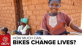 Download How Much Can A Bicycle Change A Life? | World Bicycle Relief On GCN Video
